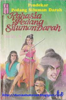 Cerita silat Indonesia Serial Pendekar Pedang Siluman Darah
