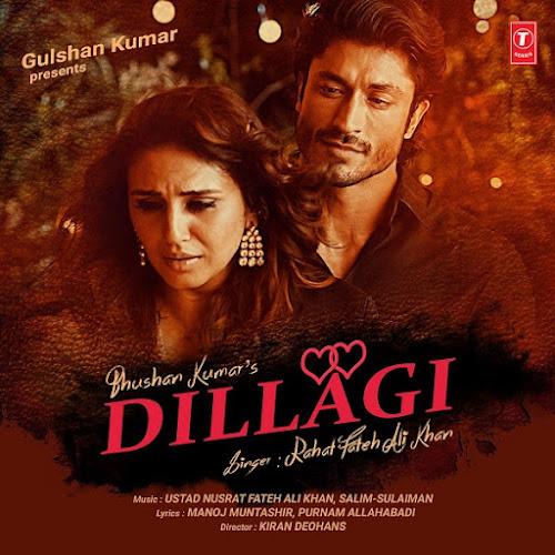 Dillagi - Rahat Fateh Ali Khan (2016)