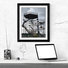 Portharcourt-Landmark-Framed-Print-Wall-Frame-Nigeria
