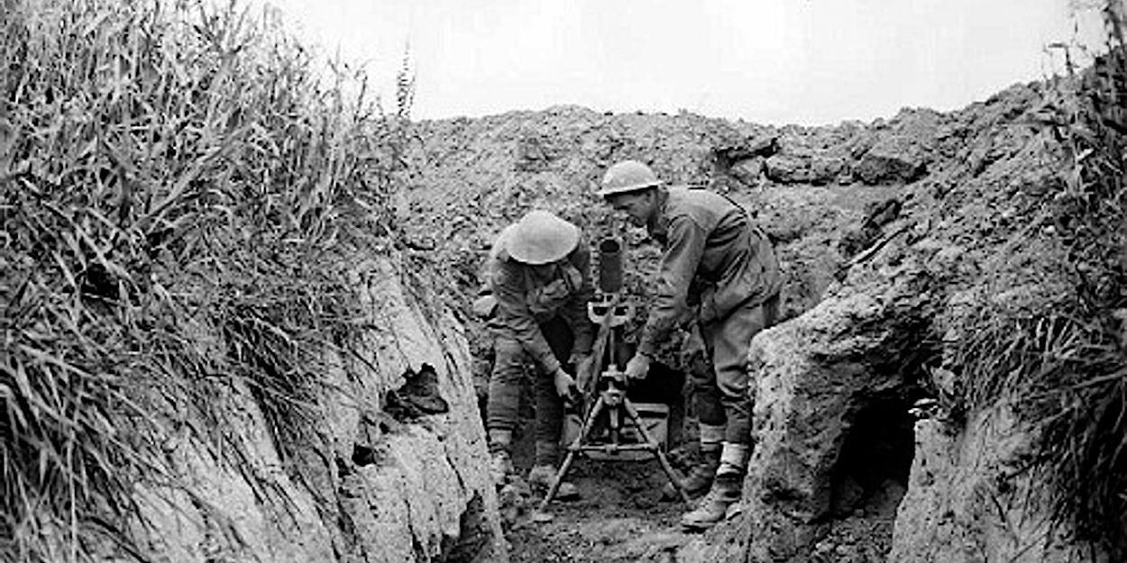 WWW Trench mortar