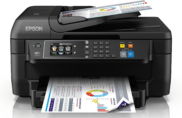 Epson WorkForce WF-2760DWF Treiber Download