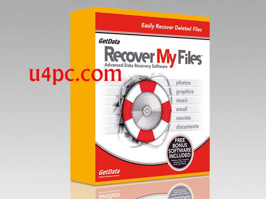 Recover My Files 6.1.2.2444 [Crack + Setup] Download