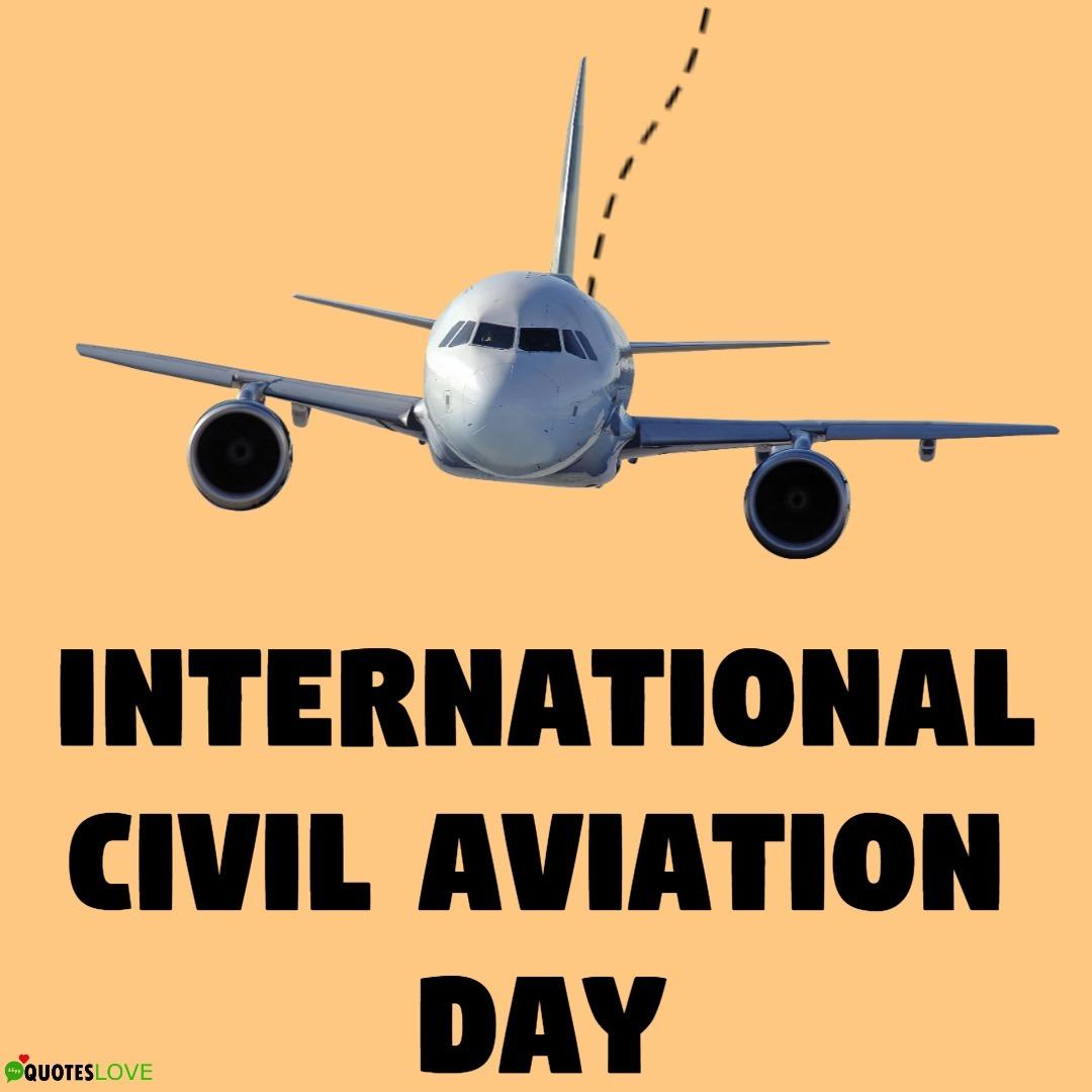 International Civil Aviation Day 2019 Images, Poster, Wallpaper