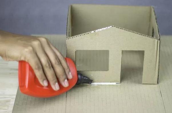 Miniatur Miniatur Terbaik 7 Cara Mudah Membuat Miniatur Rumah Dari
