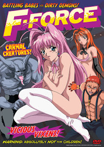 F-Force Episode 1 English Subbed