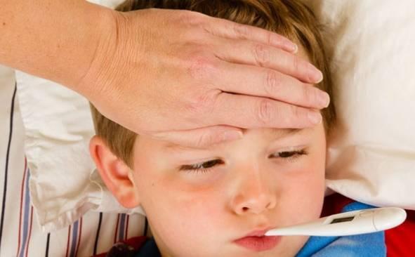 Penyebab dan Cara Mengobati Flu Singapur Pada Anak