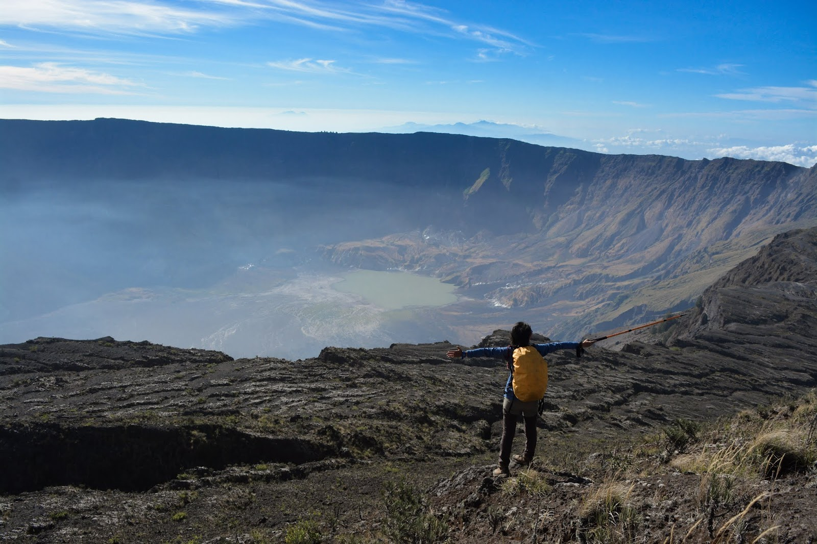 Best Mountains to Hike in Indonesia