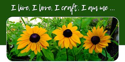 I live, I love, I craft, I am me...