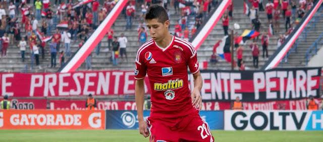 APURE: Leonardo Flores Jugador del Caracas Fc (Sintesis)