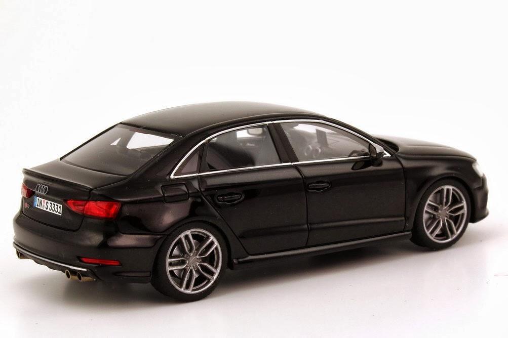 modellauto news neu audi s3 limousine von minichamps im. Black Bedroom Furniture Sets. Home Design Ideas