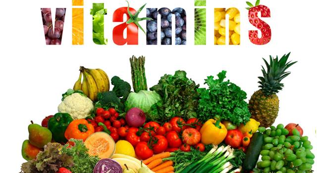 Vitamins Types Functions and Deficiency