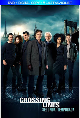 Crossing Lines (TV Series) S02 HD 1080p Dual Latino + Sub 11GB
