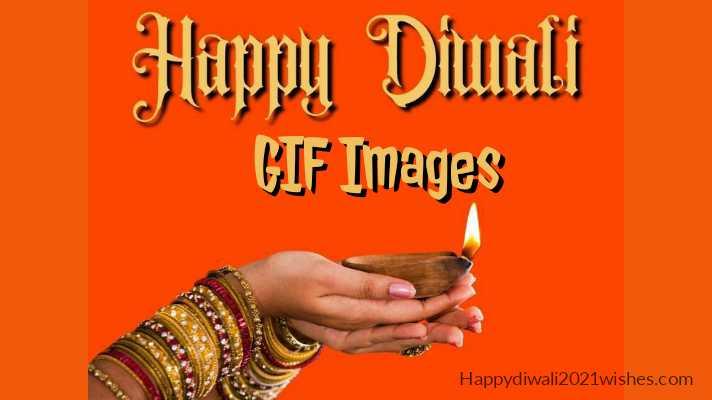 Happy Diwali GIF Wishes  Animated Video {Diwali GIF 2021}