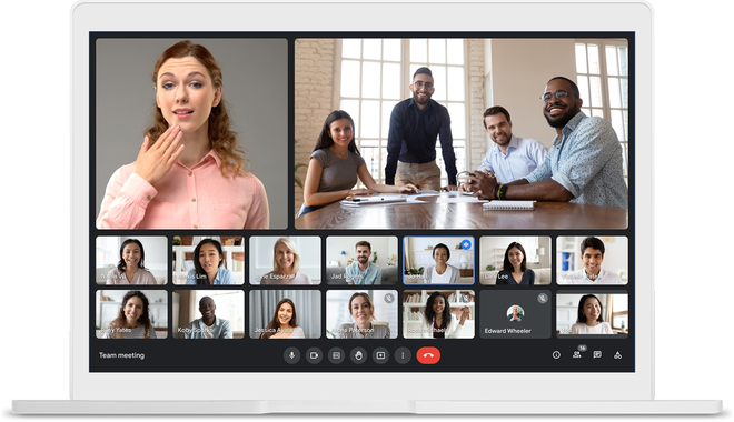 Google Meet Software on Phone - 2021 Reviews, Pricing & Demo