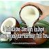 4 kebaikan santan kelapa yang mungkin korang tak tau.