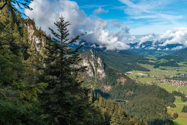 Gamsknogel und Kohleralm  Bergtour Inzell  Wanderung Chiemgauer Alpen 05
