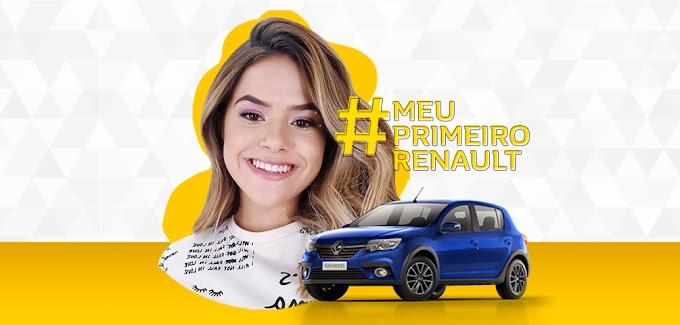 Maísa escolhe Renault como a marca de seu primeiro carro em campanha da DPZ&T