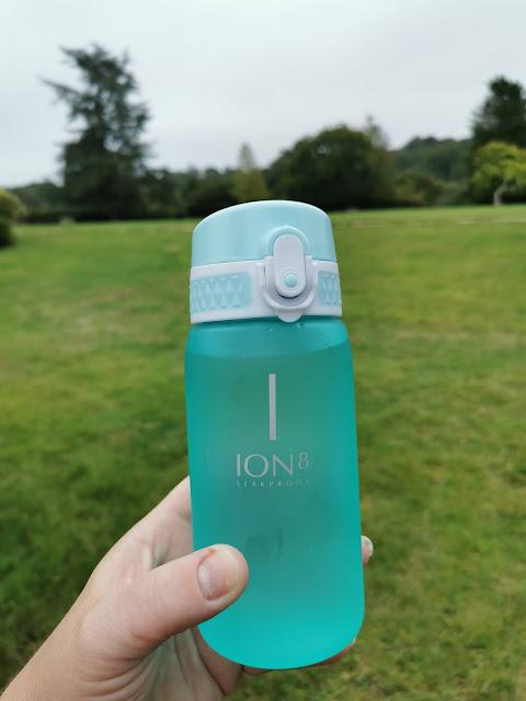 Ion8 water bottle