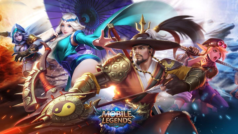 680 Koleksi Gambar Gerak Mobile Legends Hd Gratis Terbaik