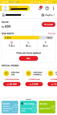 Cara Mudah Cek Kuota Internet Indosat IM3 Terbaru