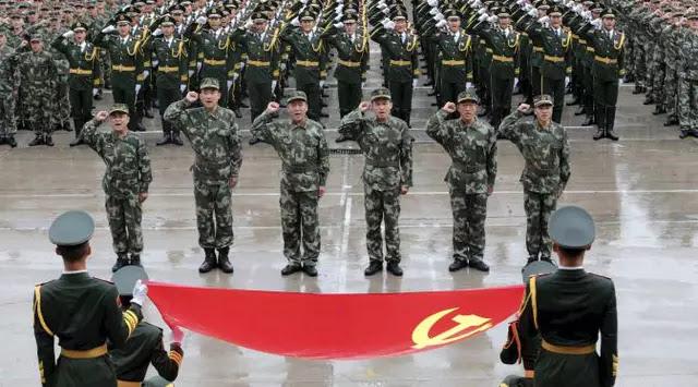 Ada Apa ini? China Minta Warganya Bersiap Perang Dunia III