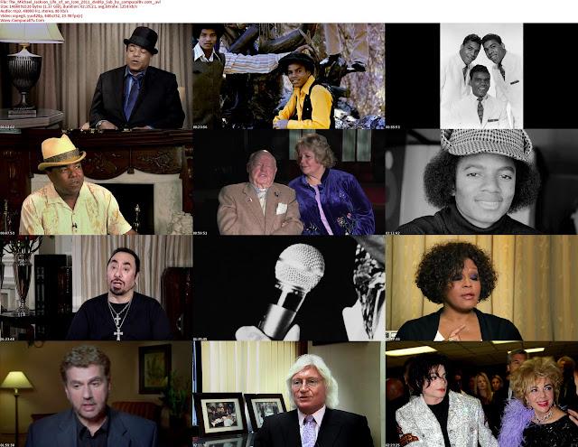 Michael Jackson La Vida de un Ídolo 2011 DVDRip Español Latino Descargar Documental