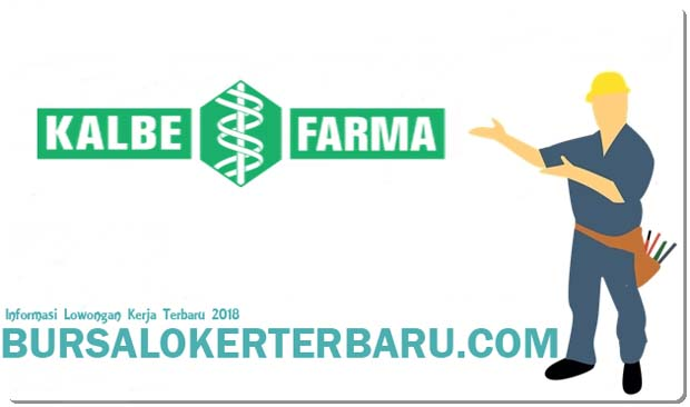 PT Kalbe Farma Manufacturing ( Kalbe Farma Tbk )