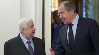 Lavrov: EEUU ha acordado que no volverá a atacar Siria