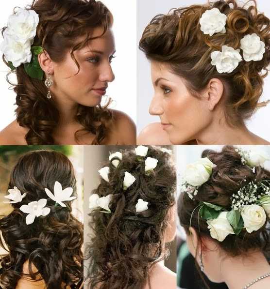 Modern Wedding Hairstyles: Wedding Hairstyles: January 2014