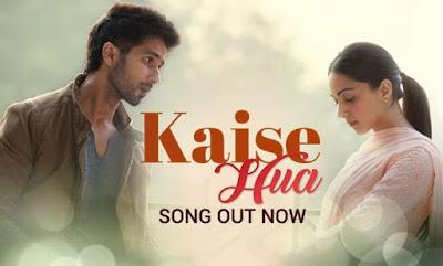 Kaise Huya Lyrics - Vishal Mishra [Kabir Singh]