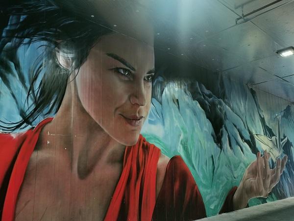 Canberra Street Art   Adnate