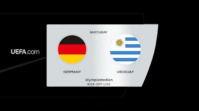PES 2021 Scoreboard UEFA International by Spursfan07