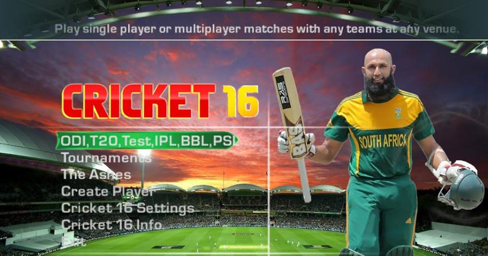 CRICKET 16 Free Pc Games Download 2016 | GAMER-BD™