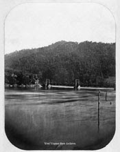 Today in Southern History: Gauley Bridge