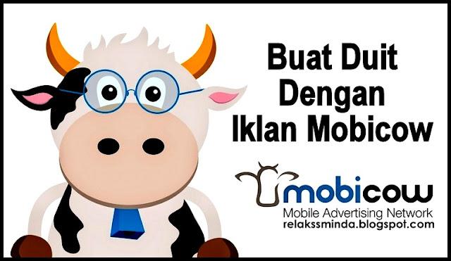 Review Pengiklanan Mobile Di Blog - Mobicow