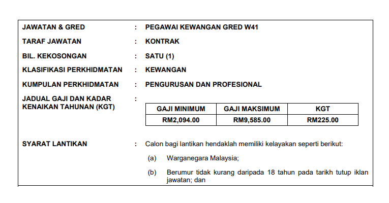 Jawatan Kosong di Institut Penyelidikan Keselamatan Jalan Raya Malaysia MIROS