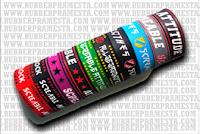 gelang | gelang karet | Gelang karet emboss | gelang karet tenggelam | gelang karet sablon | gelang karet print | custom gelang karet deboss