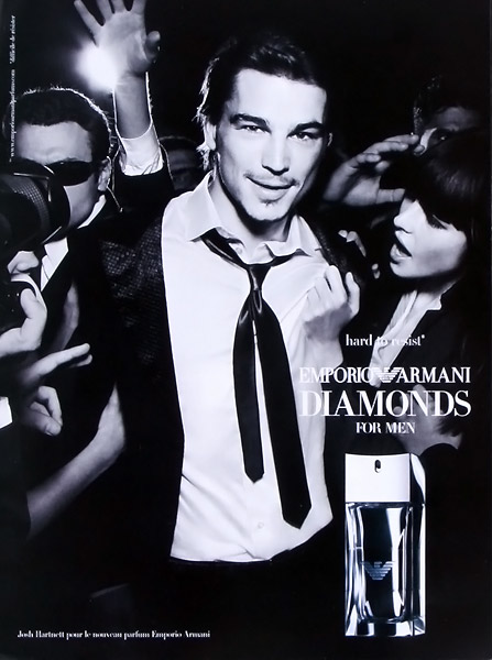 Diamonds for Men (2008) Giorgio Armani