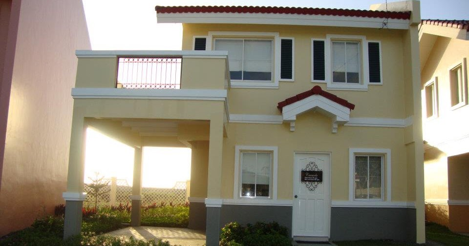 Carmela Model House Of Camella Home Series Iloilo By