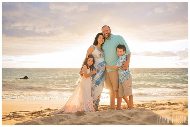 Family Photography In Maui