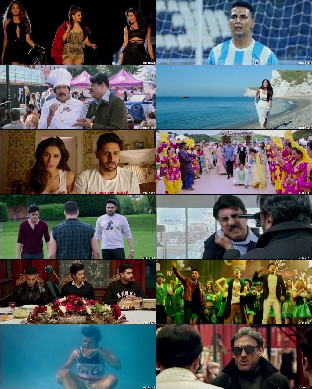 Housefull 3 2016 Full Hindi Movie Online Watch