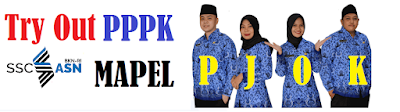 Latihan Tryout PPPK Guru Khusus Mapel PJOK 2021