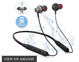 Earphones Headphones for Sports with Mic