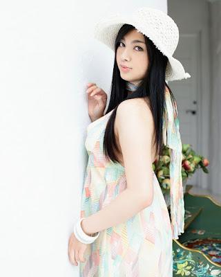 Mayavi Matsunoi cewek manis dan seksi