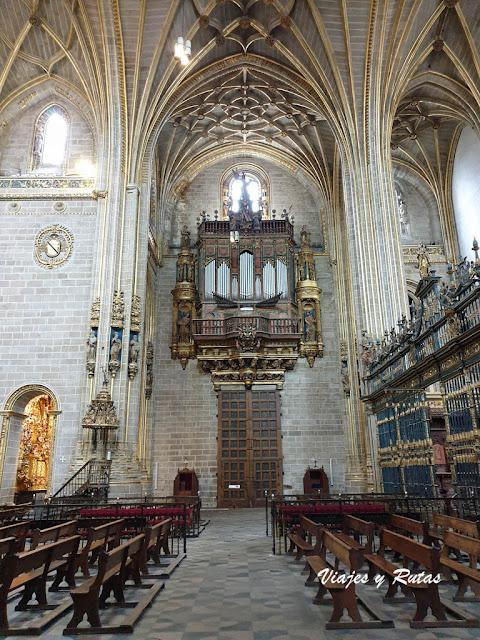 Órgano de la Catedral Nueva de Plasencia