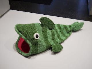 Fish Hat Knitting Pattern Lena Patterns