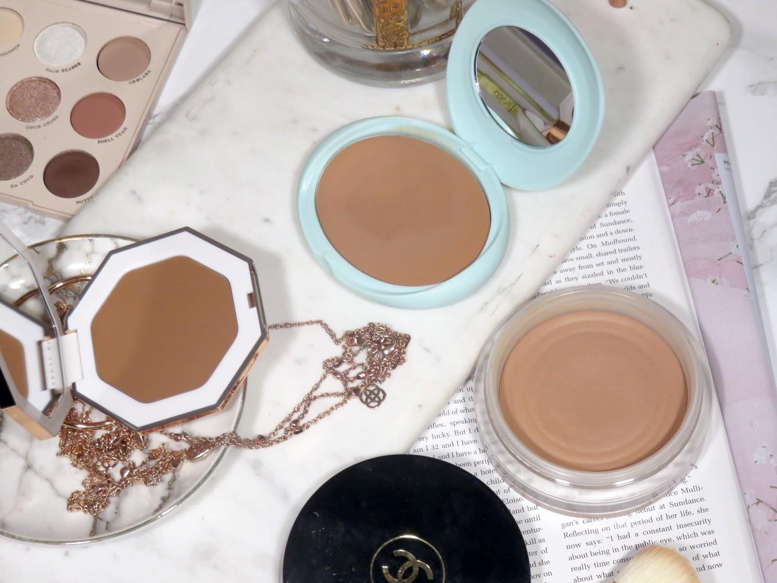 Tarte SEA Breezy Cream Bronzer Review & Swatches