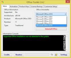 microsoft toolkit 2.6 not working