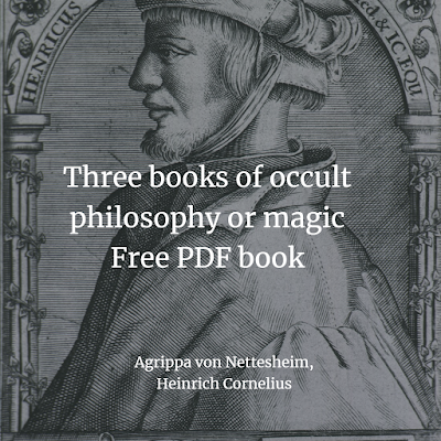 Download  Three books of occult philosophy or magic Free PDF book
