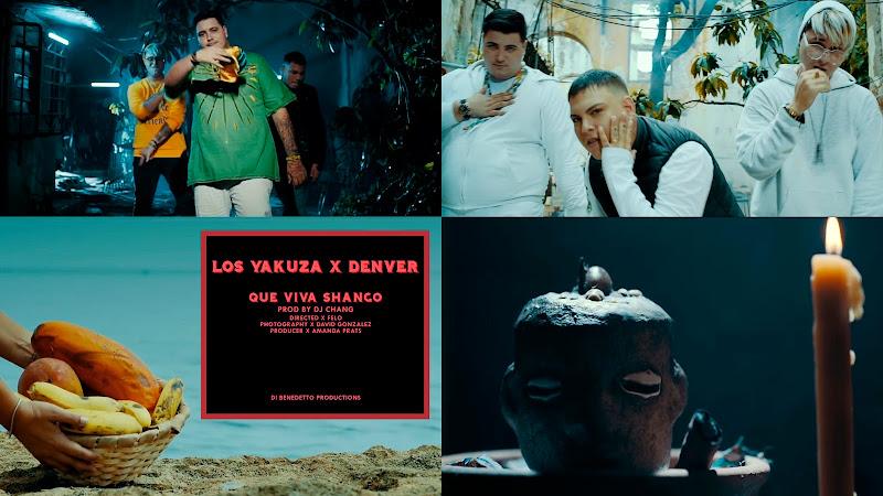 Los Yakuza & DENVER - ¨Que viva Shangó¨ - Videoclip - Director FELO. Portal Del Vídeo Clip Cubano. Música cubana. Reguetón. CUBA.